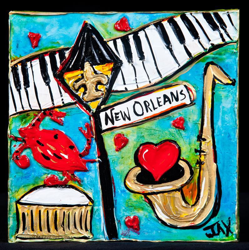 new orleans paintings for sale jazz paintings