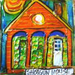 Shotgun House Orange